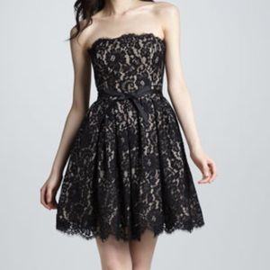 Robert Rodriguez for Neiman Marcus Lace Dress